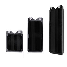 120mm/240mm/360mm Full Copper Water Cooled Exchanger Water Cooling Computer Heat Sink Radiator for PC Water Cooling System(China)
