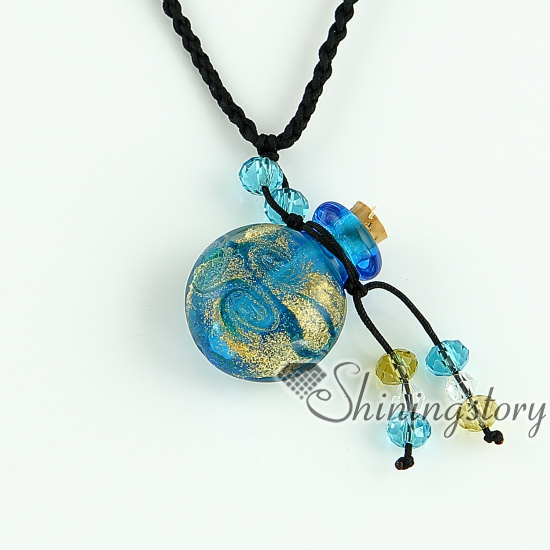 Vial Necklace For Ashes: Aliexpress.com : Buy Round Essential Oil Diffuser