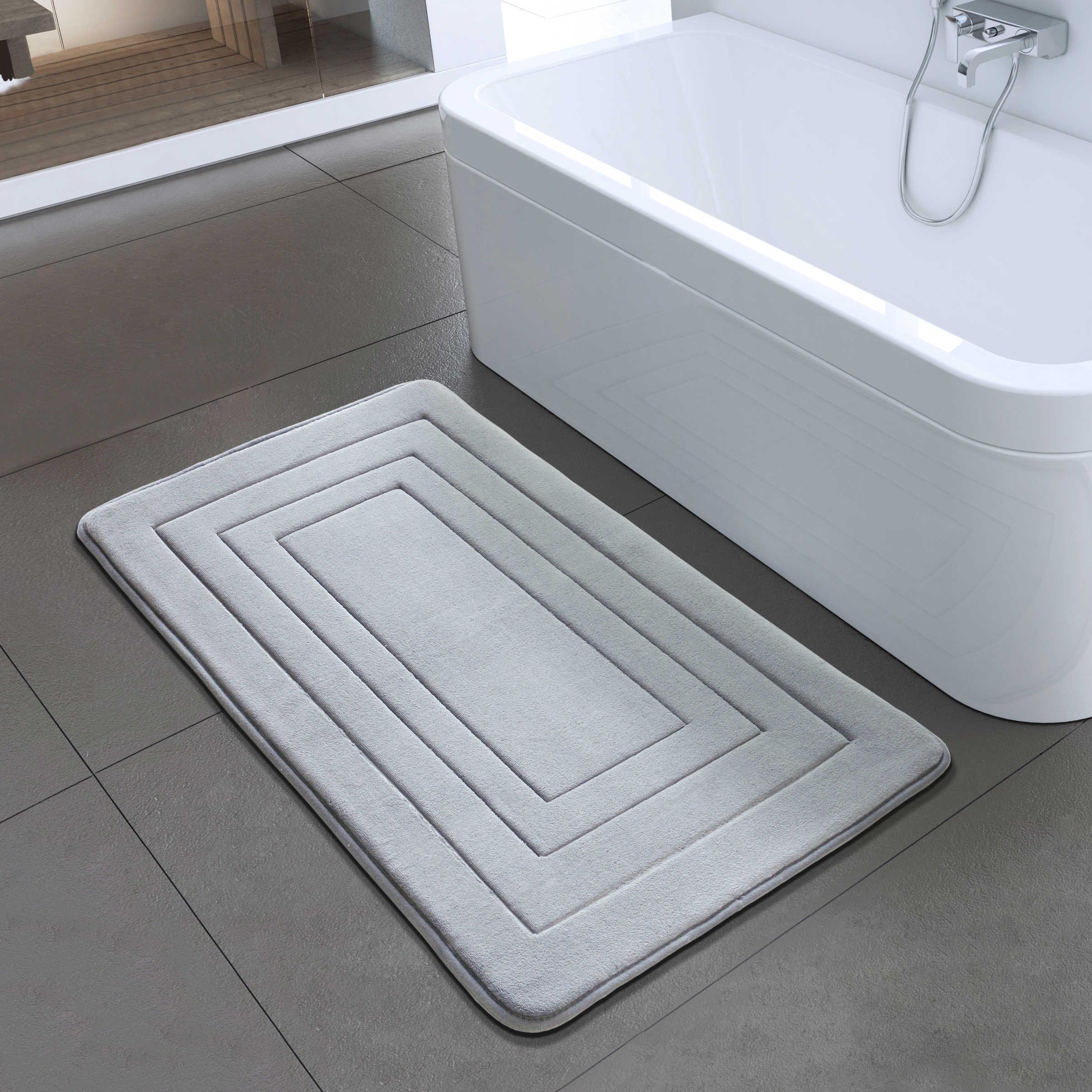 Wysokiej jakości mata do kąpieli łazienka sypialnia antypoślizgowe maty antypoślizgowe dywan dywanik łazienkowy do łazienki kuchnia sypialnia 40x60cm 50x80cm ZA-003