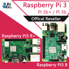 Originele Element14 Raspberry Pi 3 Model B/B + Plus BCM2837 1.2G Raspberry Pi 3 Met 2.4G & 5G Wifi 4.2 Bluetooth En Poe
