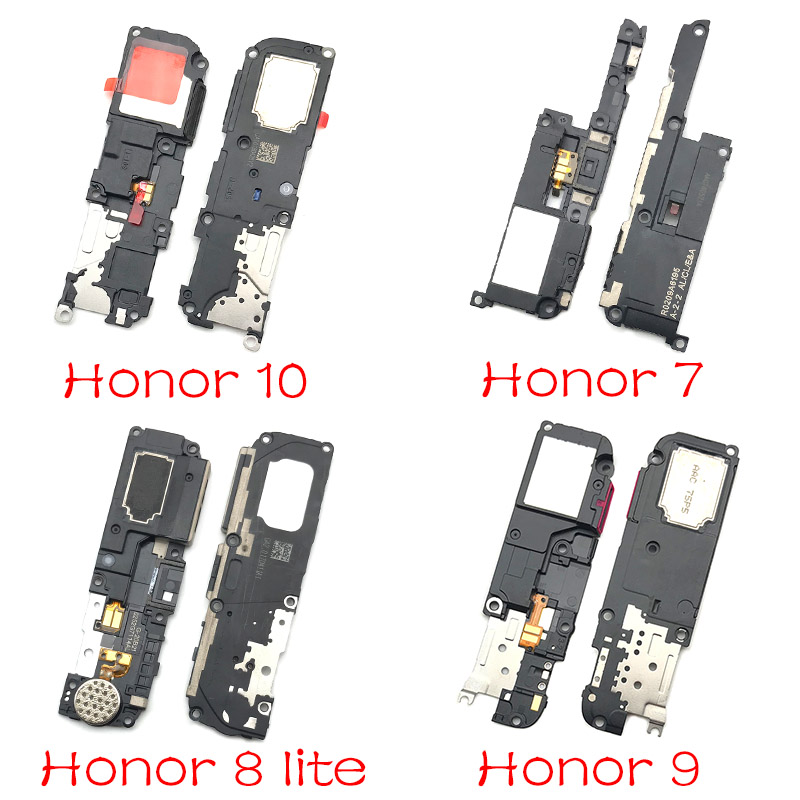Loudspeaker For Huawei Honor 10 5C 5x 6X 7X 8x Max 9 8 Lite 6A 7A Y9 2018 P Smart 2019 Loud Speaker Buzzer Ringer Flex Parts