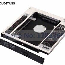 Deyoung 2nd Hard Drive HD SSD Caddy Adapter for Lenovo IdeaPad Z585 Z575 Z580 Swap UJ8D1