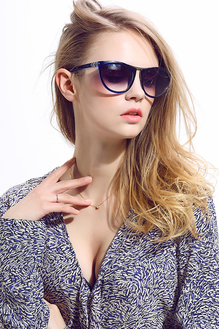 afe64bf3d46 2016 Butterfly Women Sunglasses Personality Big Frame Sun Glasses Lunette  De Soleil Female Eyewear Glasses Sunglasses