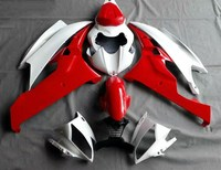 Motorcycle ABS Fairing Kit Bodywork For Yamaha YZF R6 YZF-R6 2006 2007 YZFR6 06 07 Fairings Injection Molding White Red UV Paint