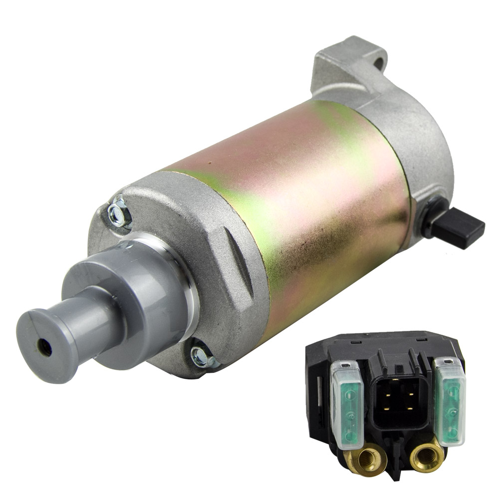 Starter Motor FOR POLARIS ATV 325 335 400 425 500 Sportsman 3084981, 3090188 left front brake master cylinder for polaris sportsman 400 500 550 600 700 800 atv magnum 425 2x4 4x4 300 450 400