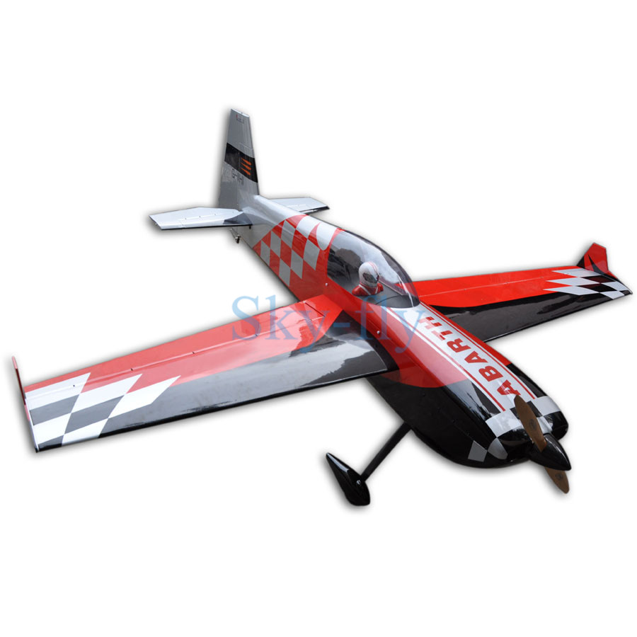 Sky fly F161 Slick 2667 мм/105 111 120cc 12CH ARF большой масштаб фиксированное крыло деревянный RC самолет в США