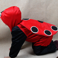 Fashion Halloween Ladybug Costume For Boys And Girls Carneval Costume For Kids Animal