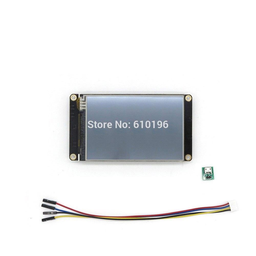 Nextionที่เพิ่มขึ้น3.5 ''HMI Iอัจฉริยะสมาร์ทUSART UARTอนุกรมสัมผัสTFT LCDโมดูลจอแสดงผลสำหรับA Rduinoราสเบอร์รี่Piชุ