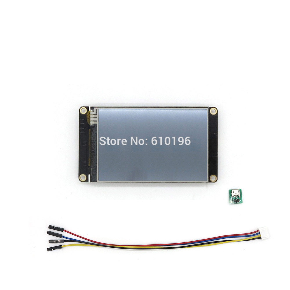 Nextion Enhanced 3 5 HMI I Intelligent Smart USART UART Serial Touch TFT LCD Module Display