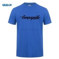 GILDAN Campagnolo Logo T Shirt Racinger Bicycle Cyclinger Vintage Retro Style Men S T Shirts Fashion