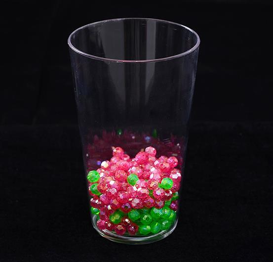 New Arrivals Quick Beads Separation (come with cup)  - Trick,Stage Magic,Close up,Card Magic props,Fun,Illusion,Mental