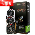 Colorful NVIDIA GeForce GTX iGame 1070 GPU 8GB 256bit GDDR5 PCI-E X16 3.0 Graphics Card DVI+HDMI+3*DP Port with 3 Cooling Fan