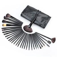 32Pcs Makeup Brushes Professional Soft Cosmetics Make Up Brush Set Kabuki Tools 88 HJL2017