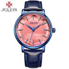 JULIUS JA-888 Women's Stylish Spider-wed Textural Quartz Watch