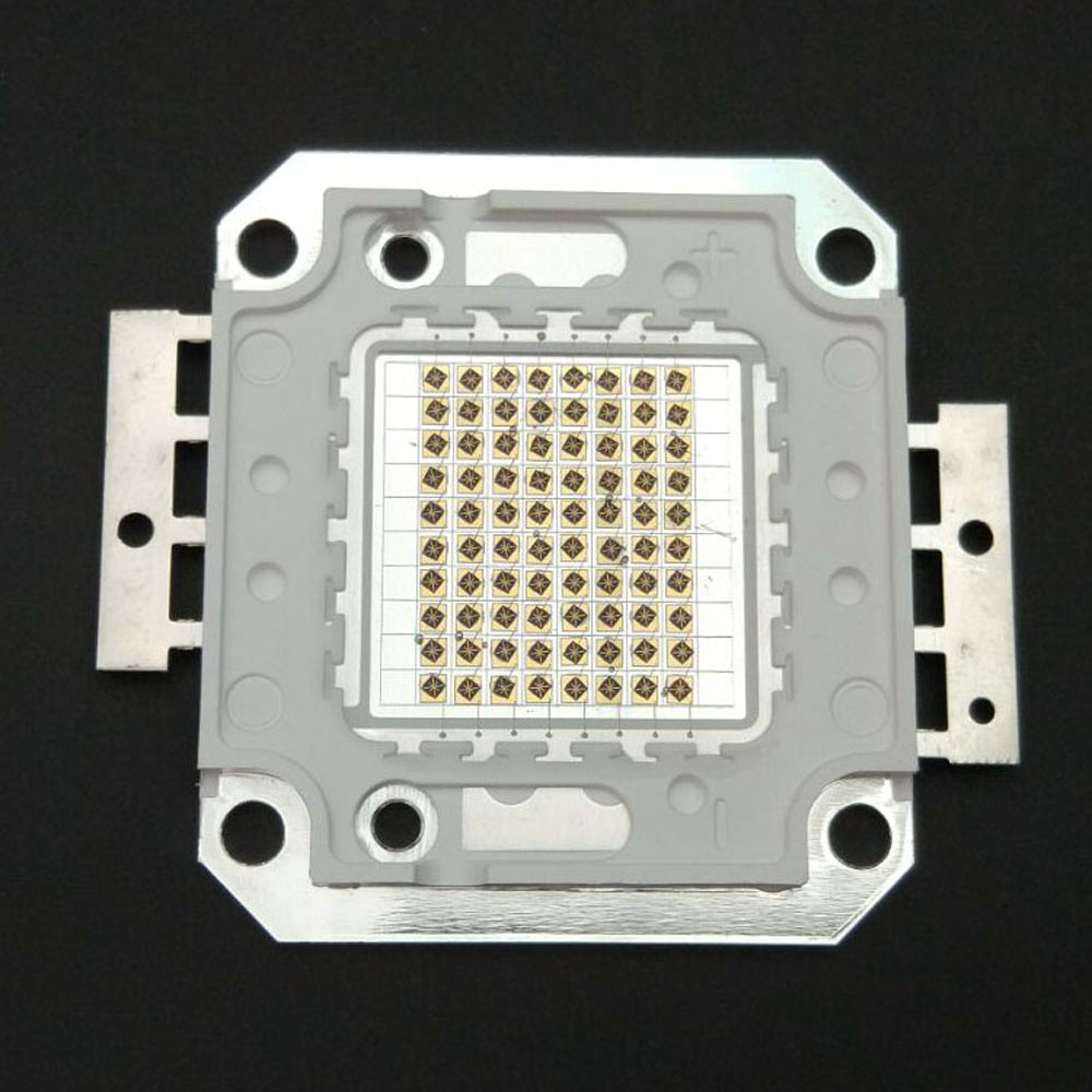 20W 30W 50W 80W 100W Infrared Emitted Infrared led High Power 850nm COB IR Array Infrared Lamp IR LED 100w square base infrared ir 850nm smd led light lamp parts 17v 3500ma