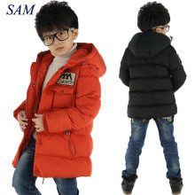 Boy Winter Coat Jacket Children Winter Jackets For Boys Casual Hooded Warm Coat Baby Clothing Outwear Fashion Boys Parka Jacket