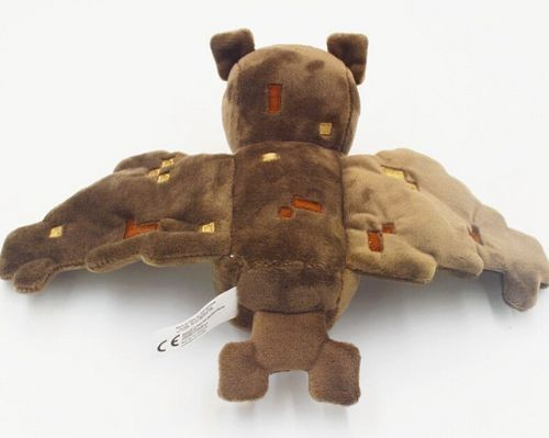 1pcs 18cm Minecraft Plush Toys Minecraft Bat Stuffed Plush Toys Doll
