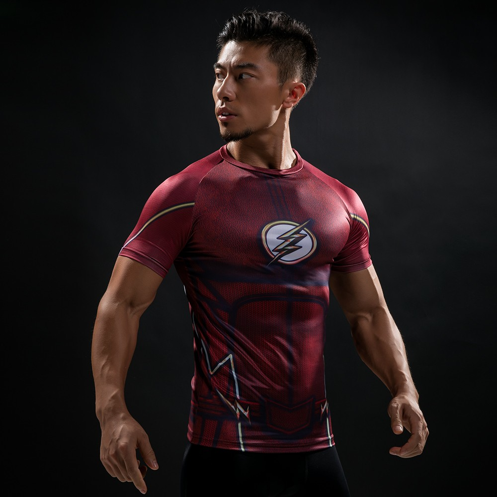 Punisher 3D Printed T-shirts Men Compression Shirts Long Sleeve Cosplay Costume crossfit fitness Clothing Tops Male Black Friday 40