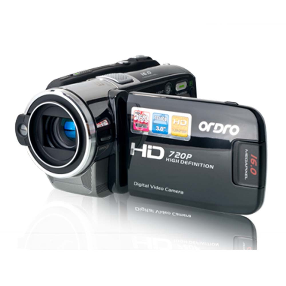Video Camera - about camera