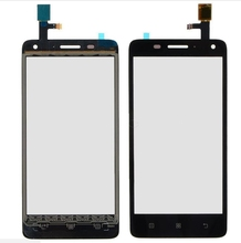 New Touch Screen For Lenovo S660 Glass Capacitive sensor Touchscreen panel Black Tools + Tape