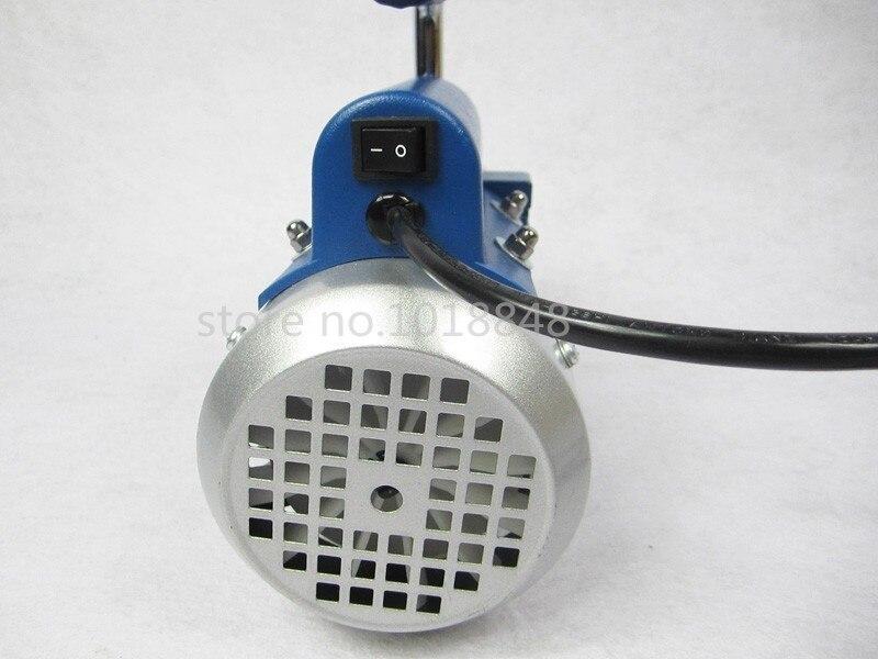 FY 1H N Оригинальный мини портативный воздушный вакуумный насос Окончательный вакуум для ламинирования машины и ЖК экран Сепаратор Бесплатна... - 5