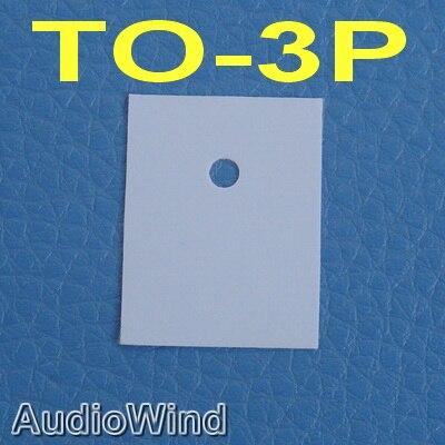 ( 1000 Pcs/lot ) TO-3P Transistor Silicon Insulator,Insulation Sheet.