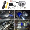 Vr-электрический дизельный SSQV4 SQV4 выдувный клапан/дизельный клапан/Дизель BOV SQV комплект серебристый  черный VR5730 + 5011 Вт