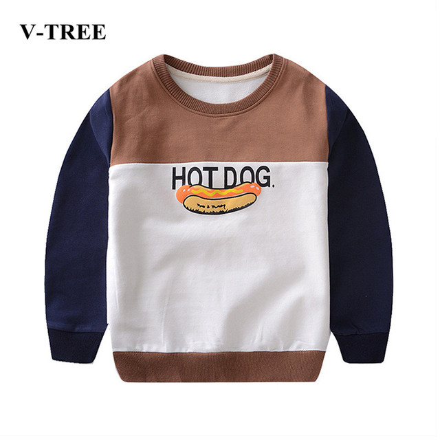 Long Sleeve Pokemon T-shirt For A Boy Hot Dog Children's Shirt Christmas Costumes For Boys Baby Boy Shirt Blouses For Kids