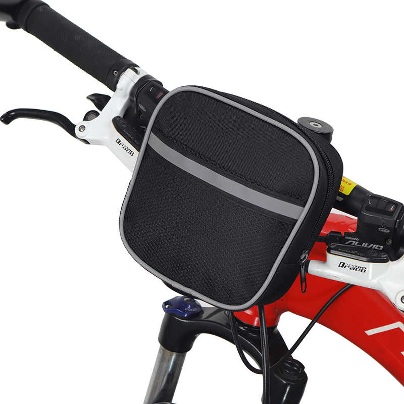 Bicycle Bag on the handlebars,MTB Bike on the steering wheel,road bike Basket,bicycle Cycling Reflective Bags blke accessories