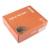 2 UNIDS GT-5 Baofeng Dual Band 136-174/400-520 MHz FM Jamón de Dos Vías de Radio De Doble PTT Walkie Talkie + Cable de Programación y CD
