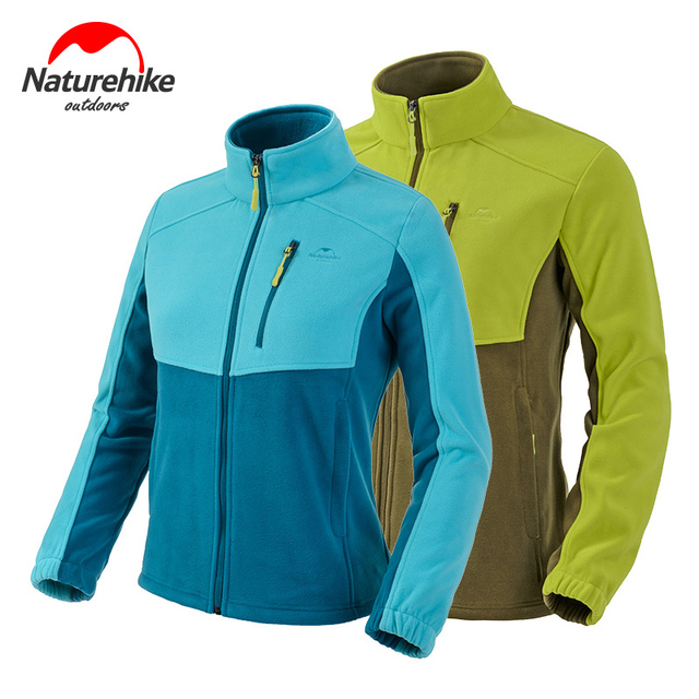 Aliexpress.com : Buy Naturehike Unisex Outdoor Polar Fleece Jacket ...