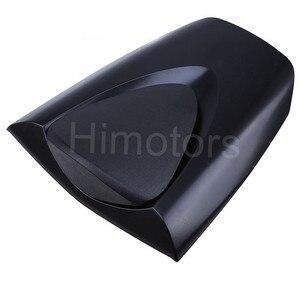 Image 3 - עבור הונדה CBR600RR 2007 2008 2009 2010 2011 2012 CBR 600RR אופנוע שחור אדום כחול מושב אחורי Fairing כיסוי ברדס זנב כיסוי