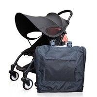 Travel Bag Plane Waterproof Carrying Carry Case Stroller Organizer For Babyzen YOYO + Stroller Accessories Prams Wheelchair