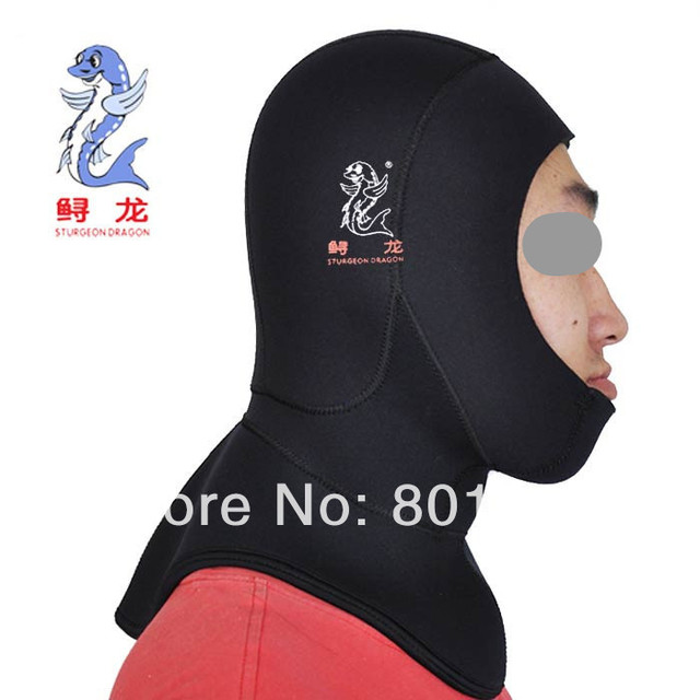 delivery  one month late 5-4 mm diving hood SBR waterproof hood diving cap swimming cap  FREE SHIPPING HIGH QUALITY FAMOUS BRAND
