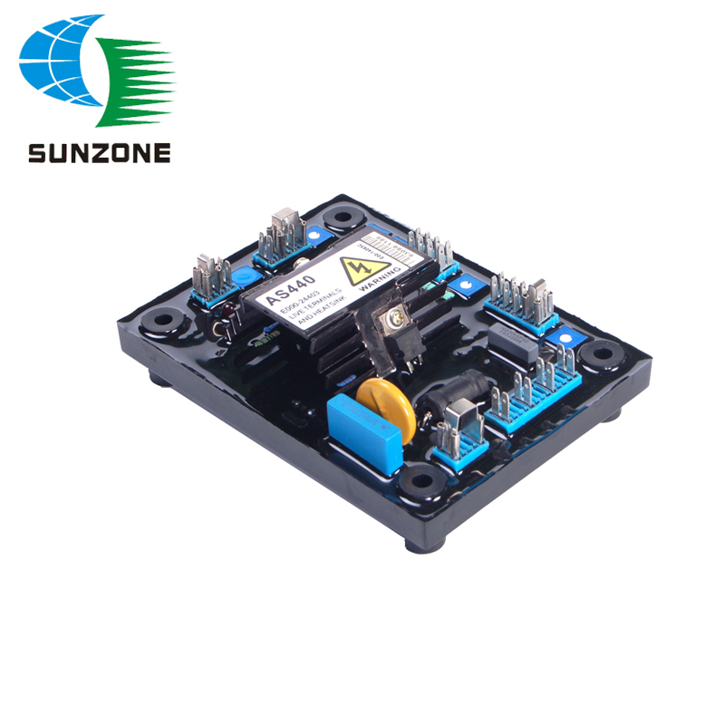 Power Generator AVR AS440 For Brushless Generator Parts Stablizer Voltage Regulator