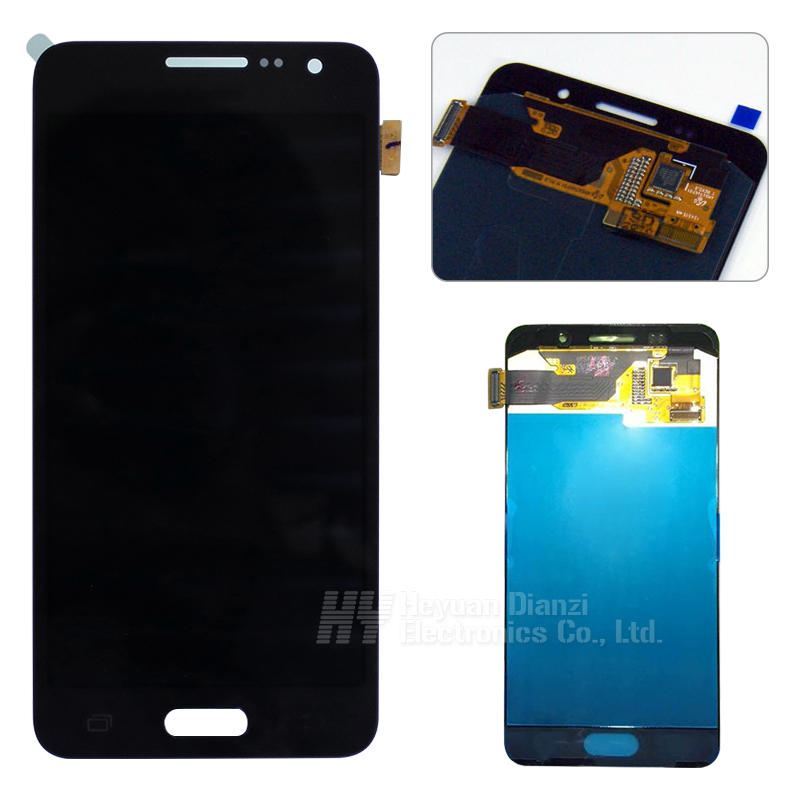 Wholesale 100 Original For Samsung galaxy 2016 A3 A310 a310p A310M A310F lcd display touch screen