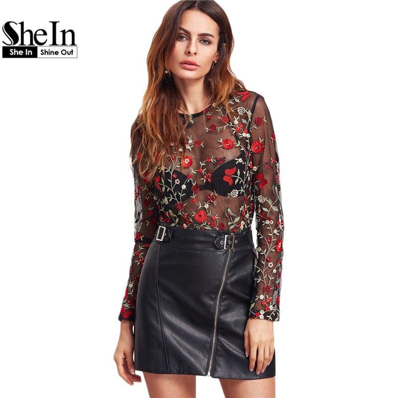 Online kaufen gro handel frauen bodys aus china frauen for Shein frauen mode