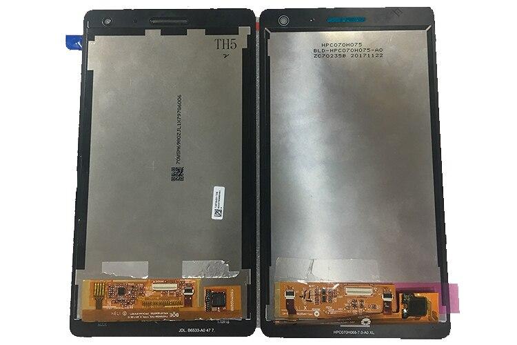 D'origine 7 pouces LCD écran avec écran Tactile TV070WSM-TH5 TV070WSM pour pour huawei t3 7.0