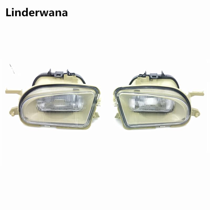 Car Lights Car Headlight Bulbs(led) For Mercedes W210 E200 E220 E230 E240 E250 E270 E280 E290 E300 E320 E36 E420 E430 E50 E55 Amg H7 Led Car Headlights Fog Lights