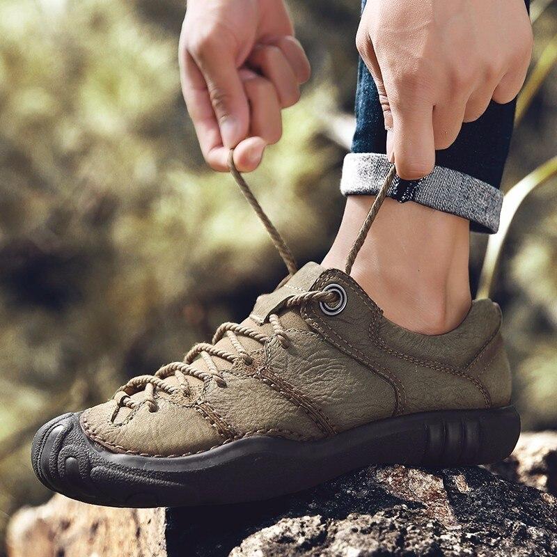 Sapatos de Escalada Qianda Profissão Homens da Montanha