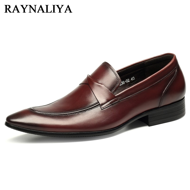 Luxury Brand Designer Men's Fashion Genuine Leather Dress Shoes Mens Casual Oxfords Man Wedding Flats Formal Shoes YJ-B0045 2017 new fashion men formal leather dress shoes quality brand mens dress oxfords flats plus size 38 46