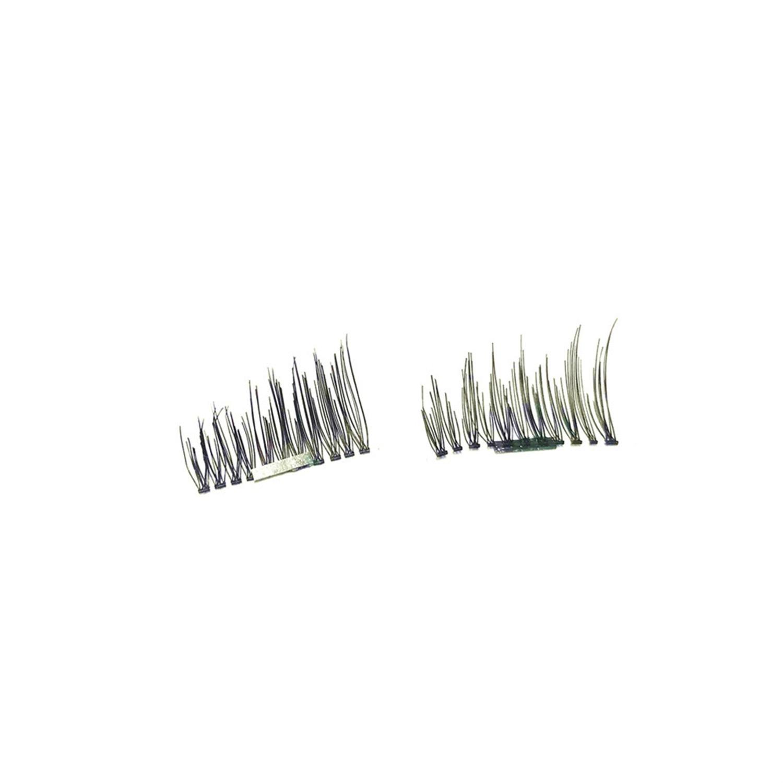 Aliexpress Buy 3d Magnetic Eyelashes Extension Eye
