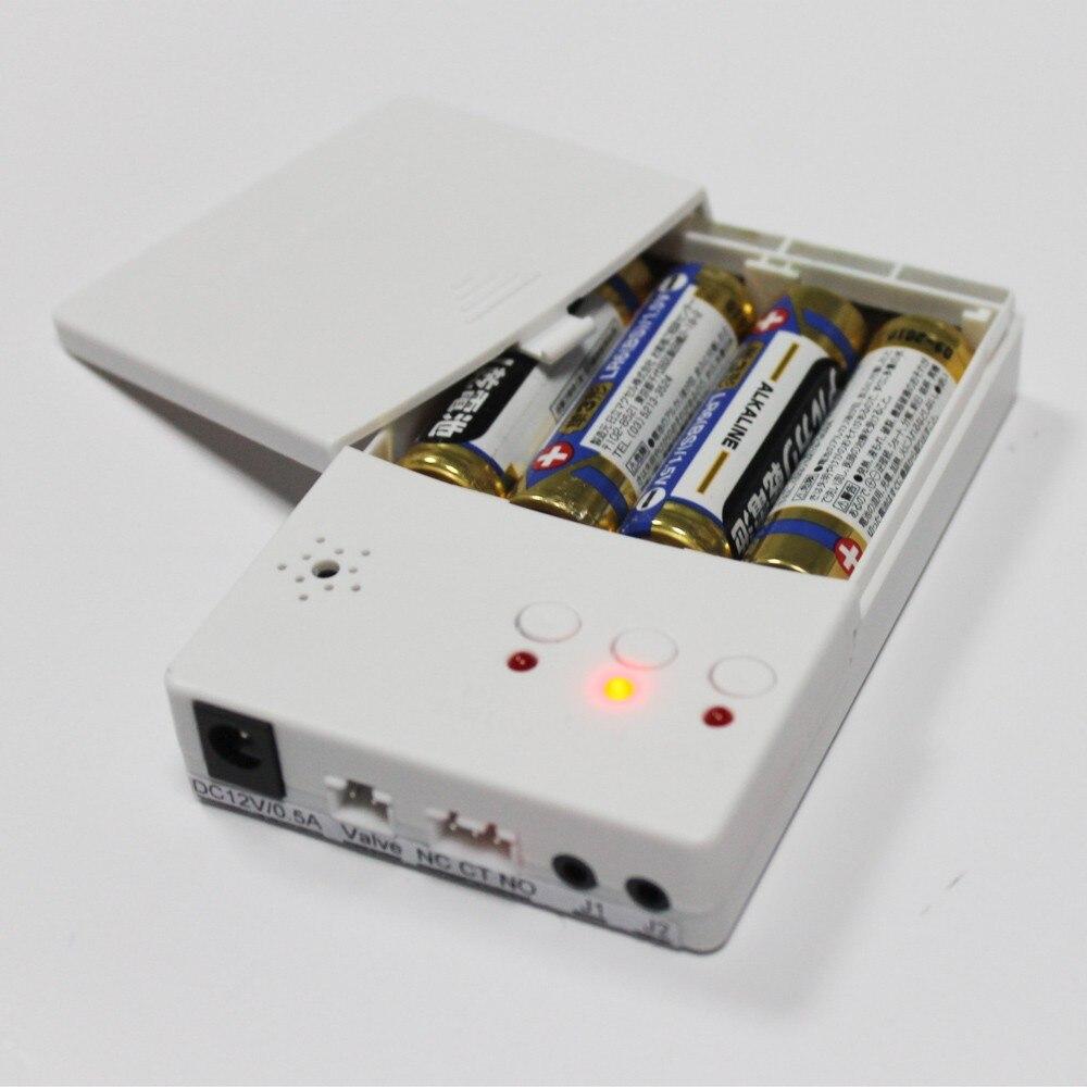 Sensor & Detektor Praktisch Control Unit Für Hidaka Wld-807 Smart Home Wasser Leck Detektor Alarm Unterstützung Aa Batterien Opeartion Bequem Zu Kochen
