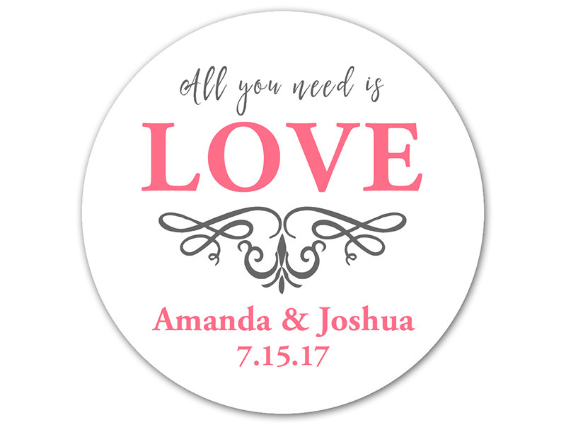 цены Personalized printing labels custom stickers Wedding Stickers printed LOGO transparent clear adhesive round label Gift Tags h015