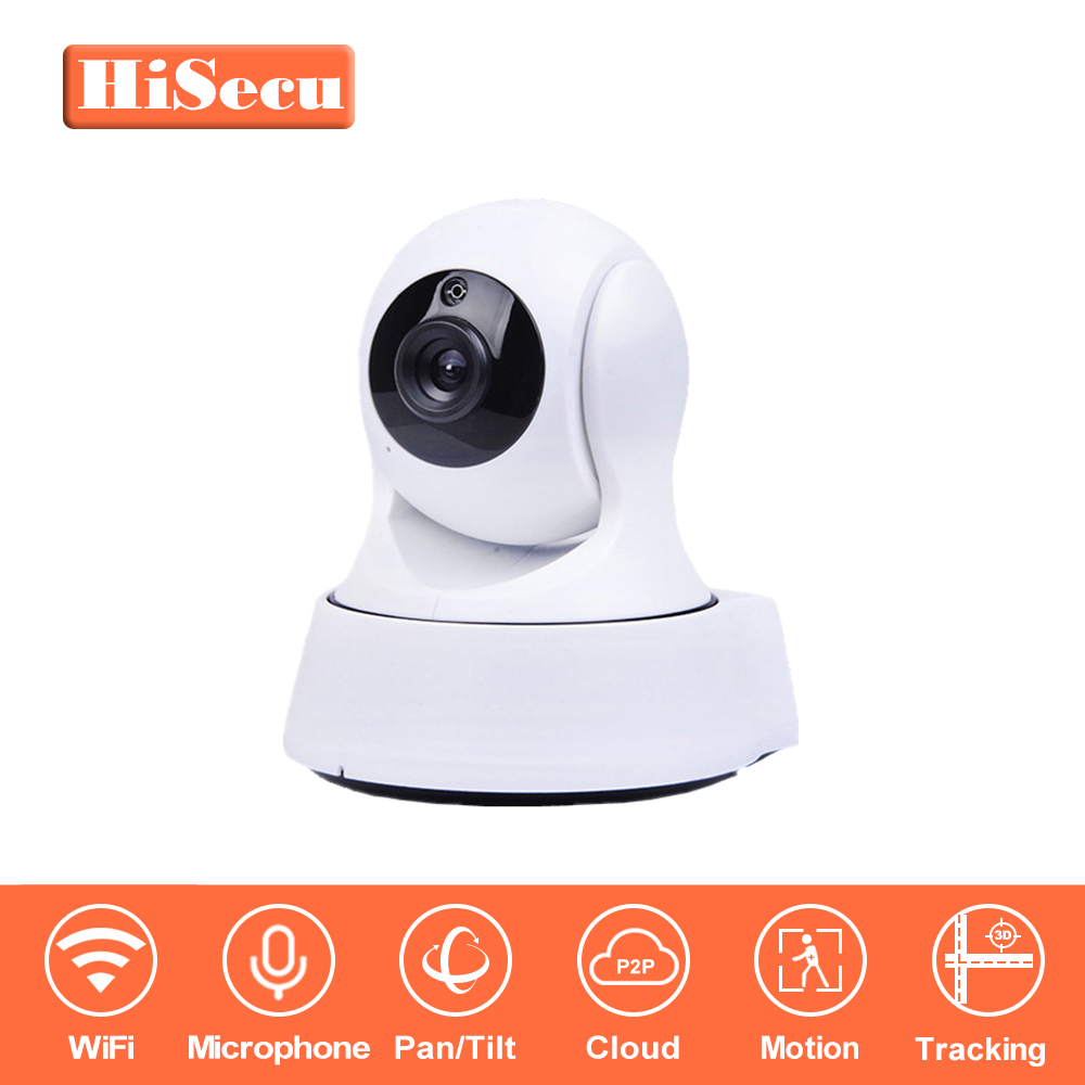 HiSecu 1080P Home Security IP Camera Wireless Smart WiFi Camera WI-FI Audio Record Surveillance Baby Monitor HD Mini CCTV Camera home security ip camera wireless smart wifi camera wi fi audio record surveillance hd mini cctv camera night vision network 2pcs