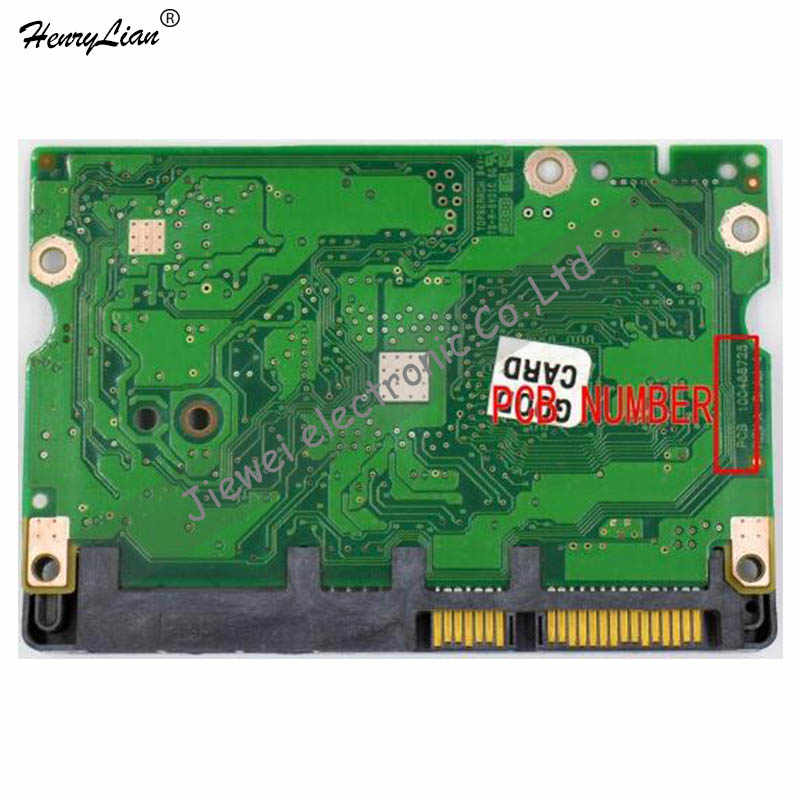 ST3500320AS ST3500620AS ST3500820AS 500 GB 7200RPM. 11 HDD PCB/BOARD SỐ: 100468974