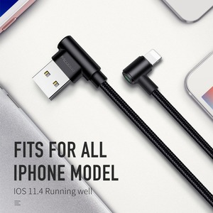 Image 5 - Mcdodo USB Cable For iPhone X 8 7 6s 5 Plus Lightning to USB Cable Fast Charging Mobile Phone Charger LED Light Cord Adapter