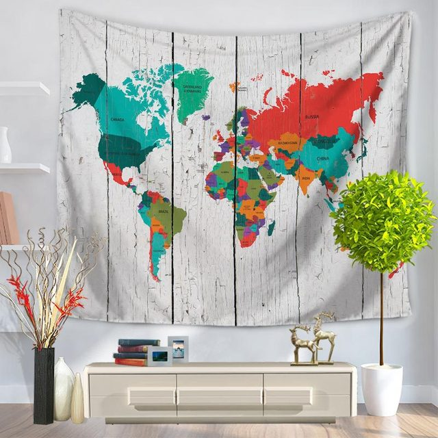 2017 hot world map constellation 3d print tapestry home decoration 2017 hot world map constellation 3d print tapestry home decoration wall hanging living room bedroom tapestry gumiabroncs Image collections