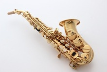 Via DHL,UPS ,EMS Free Hot SALE France flat sax alto saxophone R54 Alto E Flat Musical Instruments Professional E High Quality