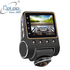 Image 5 - Relee 자동차 DVR 파노라마보기 무선 카메라 360 학위 자동차 대시 캠 1080 P 나이트 비전 비디오 녹화 WIFI 카메라